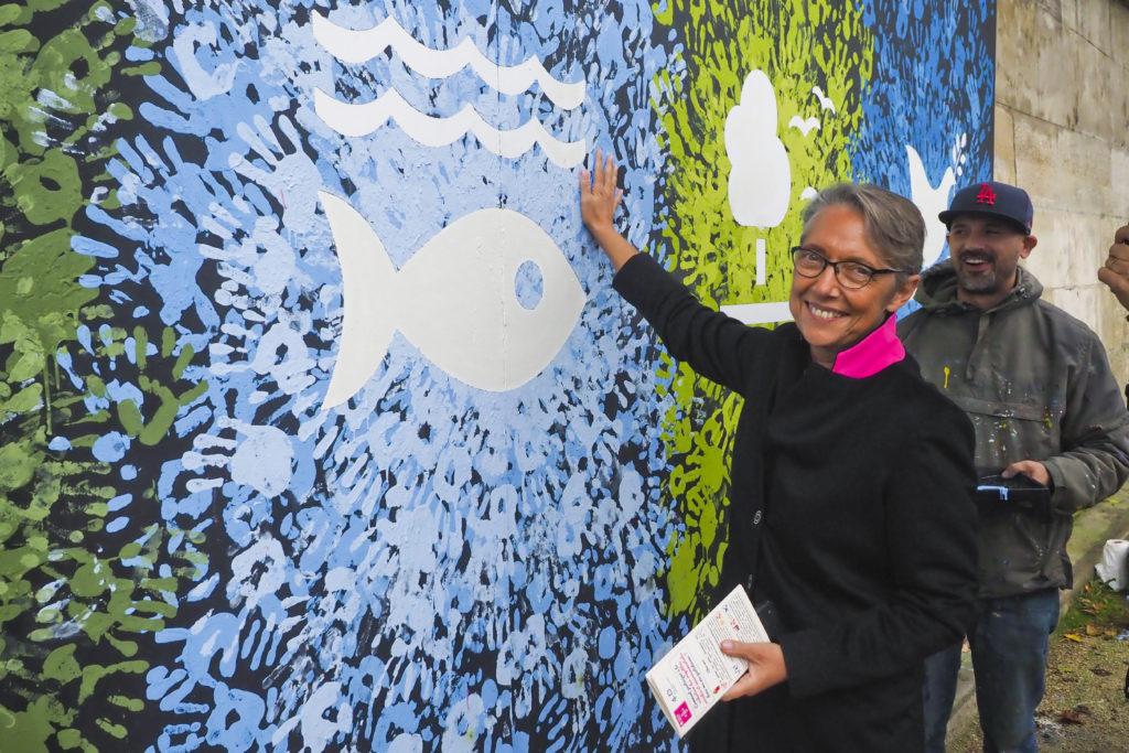 Elisabeth Borne, Ministre de la Transition Écologique et Solidaire