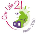 logo our life